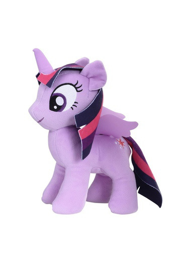 My Little Pony My Little Pony Süslü Saçlı Pony Peluş Twilight Renkli